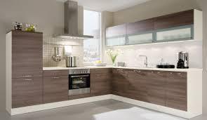 Moderne Einbauküche Classica 1220 Akazie Grau Küchen Quelle
