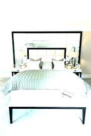 Mirrored Headboard For Sale Mirrored Hea Bedroom Set Mirror Bed ...