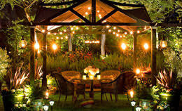 outside lighting ideas for parties. outdoor lighting for summer outside ideas parties