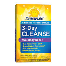 Renew Life 3 Day Cleanse Review Update 2019 15 Things