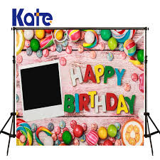 Happy Birthday Background Images Kate Happy Birthday Background Photography Colour Candy Customized