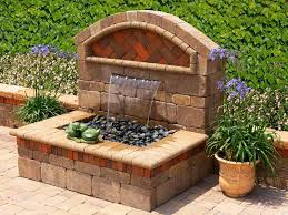 Small Picture Outdoor Garden Fountains Ideas Find This Pin And More On Outdoor