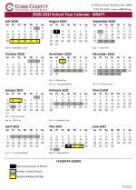 Calendar 2013 Through 2015 Ccsd Calendars