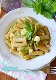 Pasta Armando | Tortiglioni integrali con pesto di fagiolini e patate
