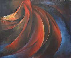 oil over acrylic on canvas