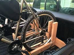 Homemade Bike Rack Truck Bed Bike Rack Pickup Truck Bed Homemade ...