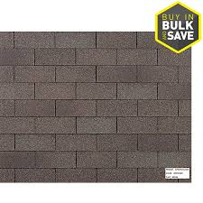 owens corning architectural shingles colors. Shop Owens Corning Supreme 33 Sq Ft Driftwood Traditional 3 Tab Architectural Shingles Colors