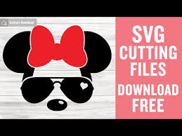 Mickey and minnie mouse svg, minnie and mickey's face, clip art digital format svg, eps, dxf, png, pdf. Minnie Mouse Sunglasses Svg Free Disney Svg Minnie Mouse Svg Instant Download Silhouette Cameo Sunglasses Svg Minnie Svg Png 0288 Freesvgplanet