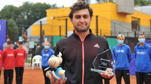 Born 4 september 1993) is a russian tennis player. No Coach No Problem Inside Karatsev S 15 1 Ruthless Restart Atp Tour Tennis