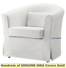 Armchair slipcovers Chair Half Ikea Ektorp Tullsta Chair Armchair Cover Slipcover Blekinge White New Sealed Ebay Modern Solid Pattern Armchair Slipcovers For Sale Ebay