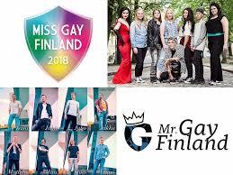 miss gay finland finalistit