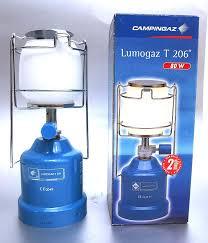 Campingaz Lumogaz T 206 Gas Lamp Lantern Amazoncouk Lighting