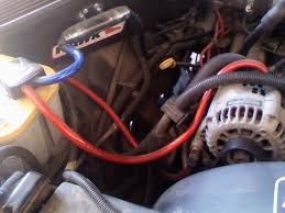 big 3 wiring diagram big image wiring diagram big 3 upgrade directions w pictures chevy tahoe forum gmc on big 3 wiring diagram