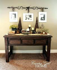 skinny entryway table. Small Entry Way Table Entryway Decor Console Tables Awesome Skinny