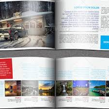 7 Great Travel Brochure Examples And Design Samples Brandongaille Com
