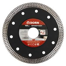 Диск <b>алмазный</b> DORN Turbo-<b>сегментный</b> 125х1,2х22 мм купить ...