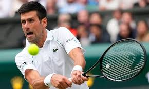 Mar 23, 2021 · djokovic has rebounded spectacularly since then and earlier this year set the record for the most weeks ever spent as world no. Wimbledon Novak Djokovic Schielt Auf Den Golden Slam Kleinezeitung At