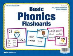 Abeka Phonics Chart 2 Basic Phonics Flashcards