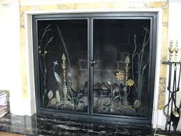 replacement fireplace screens fireplace screen replacement glass parts repair candle safe replacement screen fireplace insert replacement fireplace