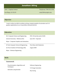 Sample Resumes For Freshers Engineers Resume Sample For Freshe Fabulous Best Format Freshers
