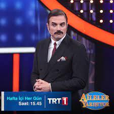 """TRT 1 on Twitter: """"Efsane yarışma #AilelerYarışıyor birazdan #TRT1'de.… """""""