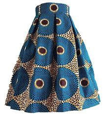 African Skirts Patterns Beauteous Skirts 48% Handmade With Authentic West African Fabrics