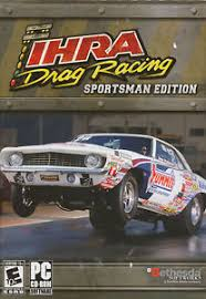 ihra drag racing sportsman edition rare classic drag race pc