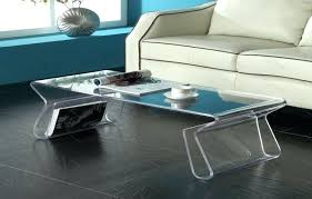 acrylic coffee tables unique acrylic coffee tables with shelf lucite coffee table legs acrylic coffee tables