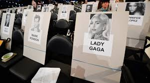 Grammys 2019 Seating Chart Revealed See The Photos 2019
