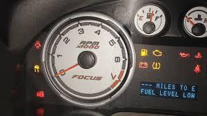 Ford Ranger Check Engine Light Blinking Ford Focus No Start Theft Light Blinking Easy Fix