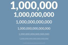 How Many Zeros Are In A Million Billion And Trillion