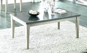 bluestone top coffee table round