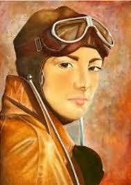 1930-Graciela Cooper Godoy: Cooper fue la primera chilena en recibir su brevet de piloto con solo ... - graciela-cooper-modified
