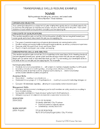 What put the summary part resume skills section example top word enticing