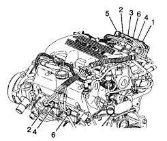 2001 bmw 525i 2 5l mfi dohc 6cyl repair guides routine connect the spark plug wires as shown in this routing diagram the plug location and it s corresponding coil are indicated by numbers