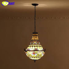 stained glass dining room light s lighting fixtures home depot