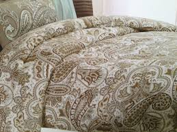 blue and brown bedding beautiful blue and brown paisley bedding bella lux paisley blue brown tan