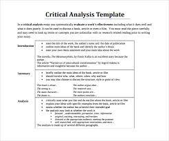 critical essay samples critical essay format under fontanacountryinn com