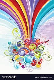 Colorful Designs Colorful Abstract Designs