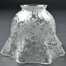 vintage glass light shades vintage glass lamp shades australia