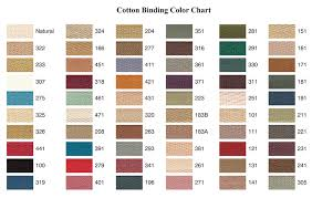 view color chart