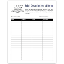 silent auction program template create your own auction materials templates tutorials and tips