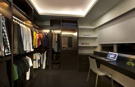 glamorous walk in wardrobe designs with dark brown oaks closets combined adjule clothing lines