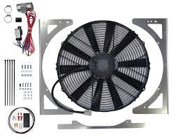 land rover defender 300tdi cooling radiators hoses paddock revotec fan wiring diagram revotec electronic fan conversion kit 200 300tdi Revotec Fan Wiring Diagram