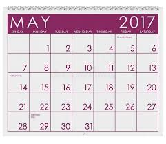 calendar for the month of may 2017 calendar month of may stock illustration illustration of
