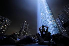9 11 Lights Live The 9 11 Tribute Lights Are Endangering 160 000 Birds A Year