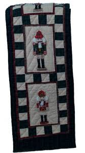 Nutcracker Quilts - Country Quilts by Choice Quilts & Nutcracker Long Table Runner Adamdwight.com
