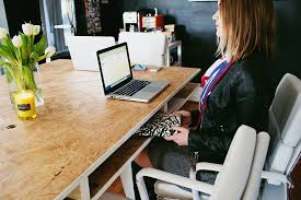 Diy office table Personal Office Office Desk diy How To Build Large Desk Sky Rye Design Diy Our Office Desk Beautiful Mess