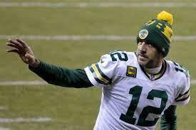 NFL-Quarterback Aaron Rodgers – Seinem ...