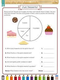 Kids Math:Graphs&Data Worksheets(Grade3) (iPad) reviews at iPad ...
